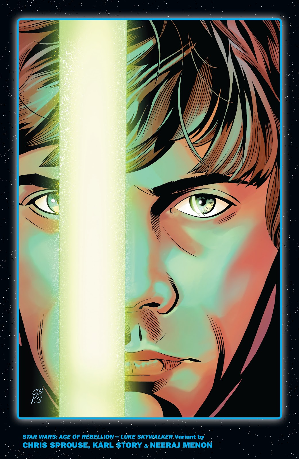 Read online Star Wars: Age of Rebellion - Heroes comic -  Issue # TPB - 119