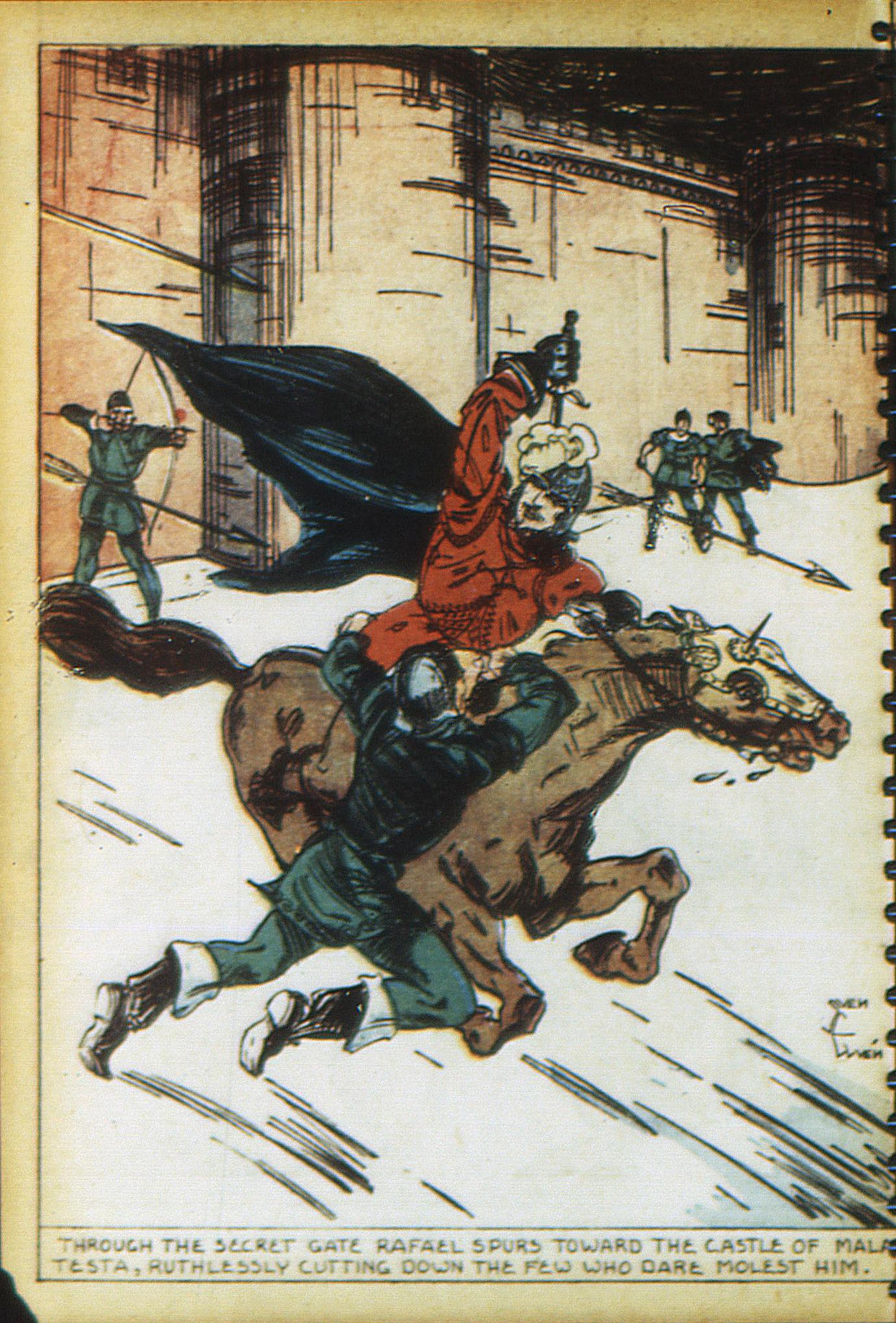 Read online Adventure Comics (1938) comic -  Issue #13 - 56