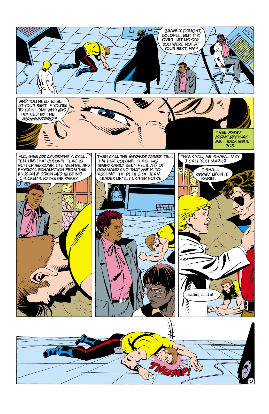 Suicide Squad (1987) Issue #8 #9 - English 11