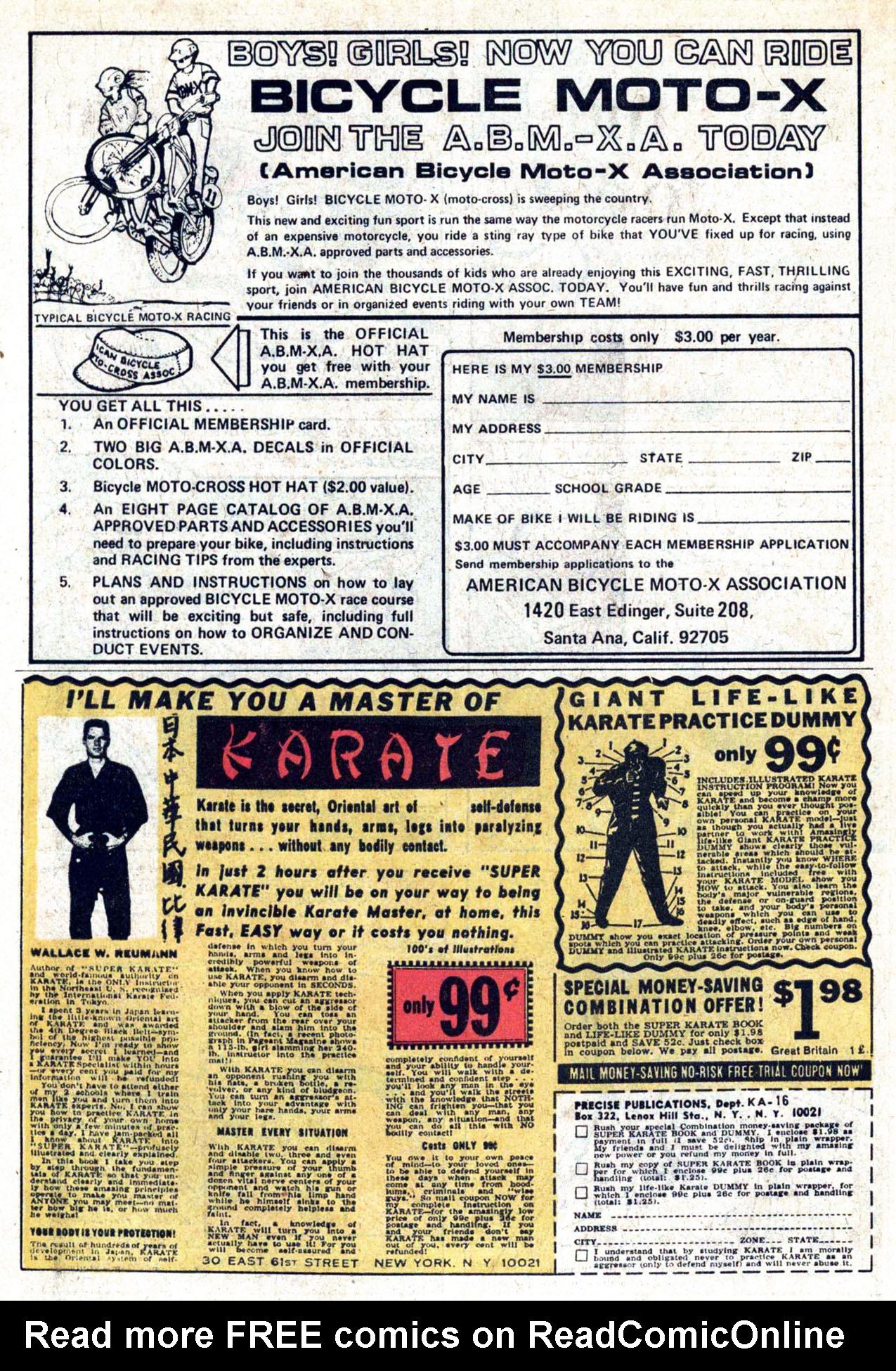 Read online Amazing Adventures (1970) comic -  Issue #23 - 6