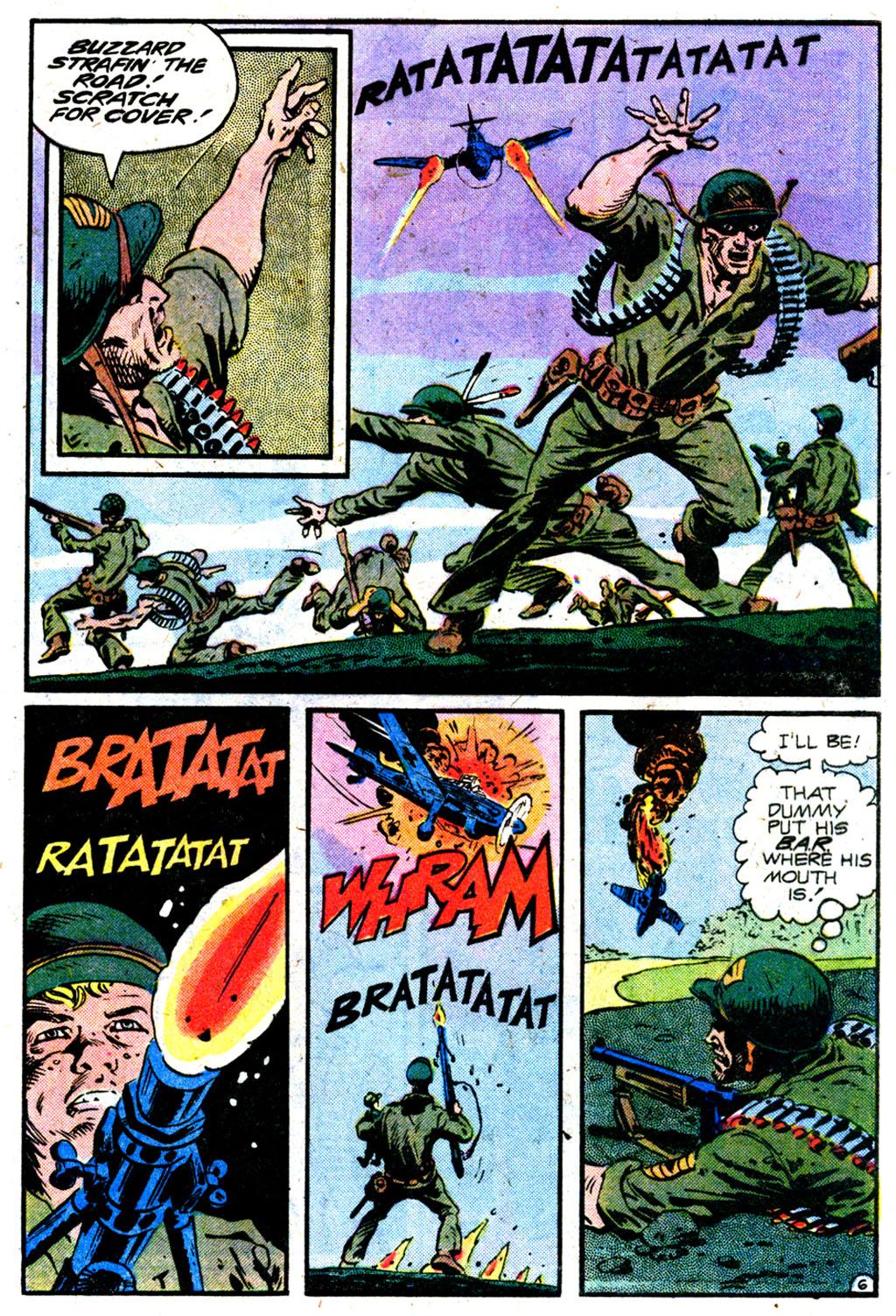 Read online Sgt. Rock comic -  Issue #349 - 6