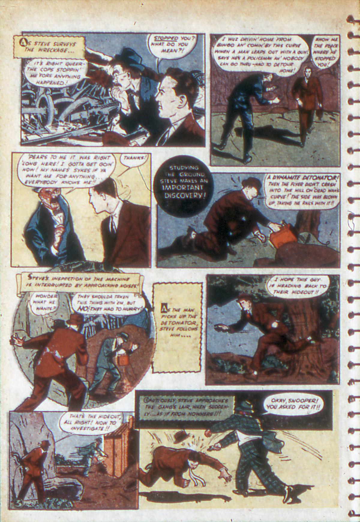 Read online Adventure Comics (1938) comic -  Issue #53 - 31