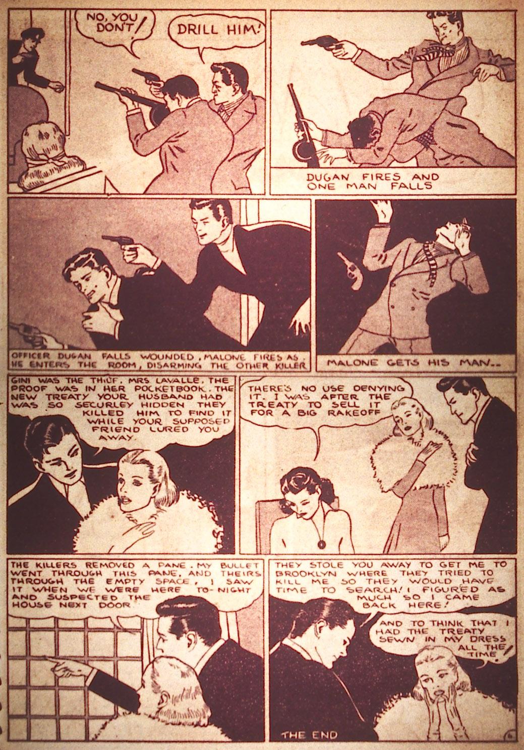 Read online Detective Comics (1937) comic -  Issue #18 - 53