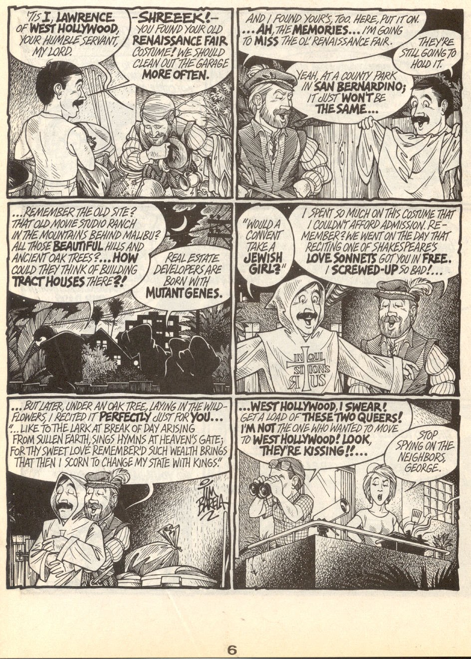 Gay Comix (Gay Comics) issue _Special_1 - Page 9