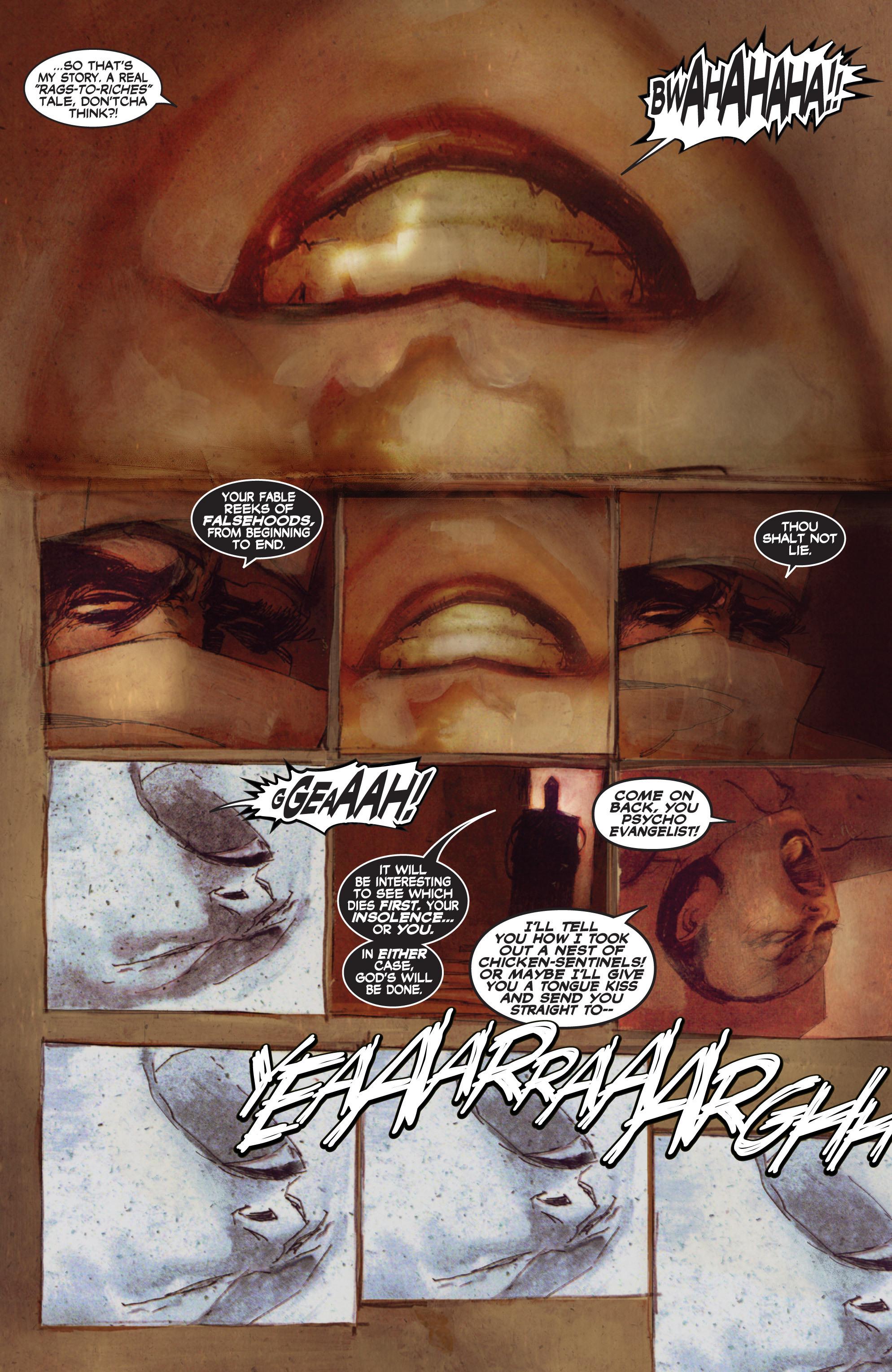 Read online Uncanny X-Men (1963) comic -  Issue #400 - 30