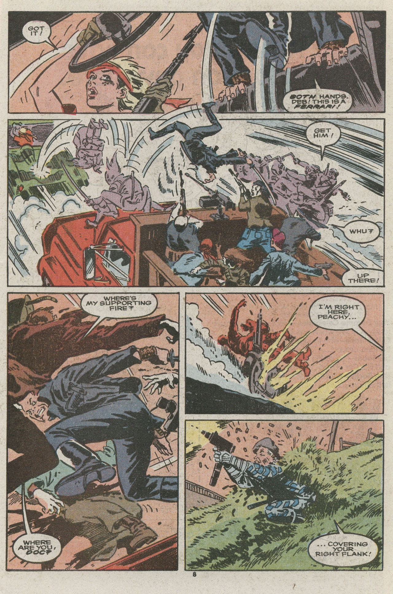 Read online Nth Man the Ultimate Ninja comic -  Issue #15 - 9