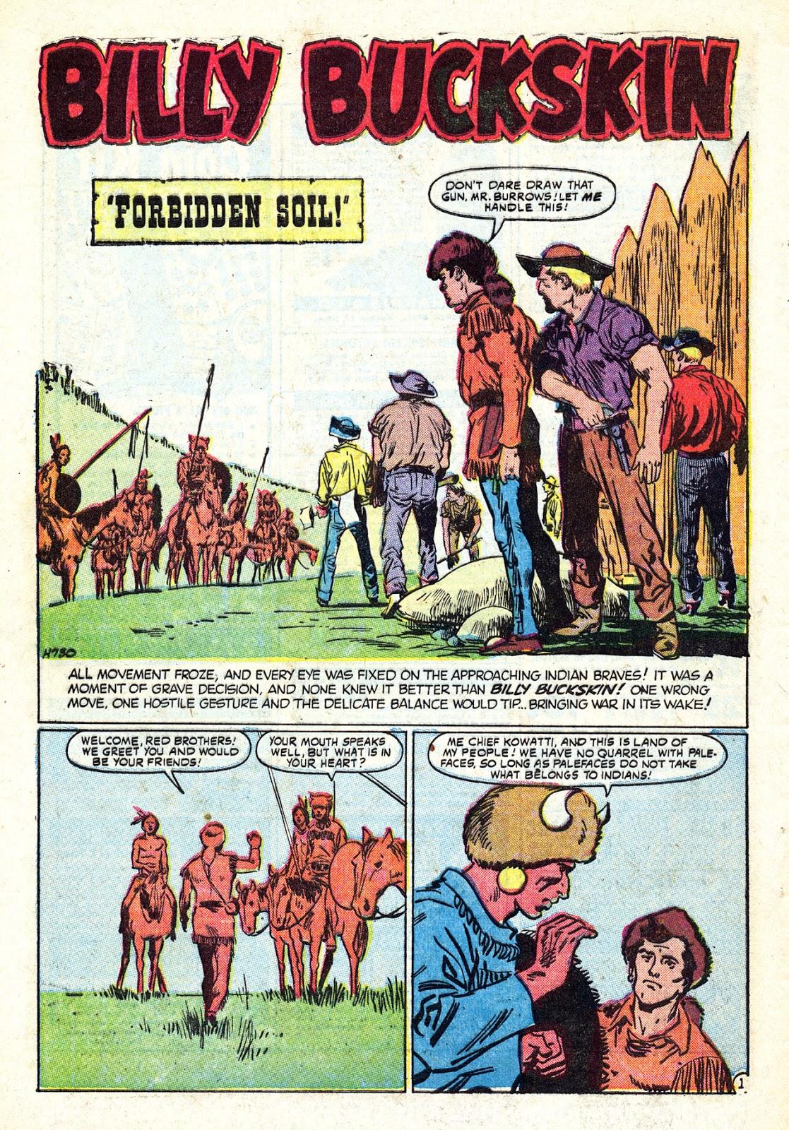 Gunsmoke Western issue 34 - Page 28
