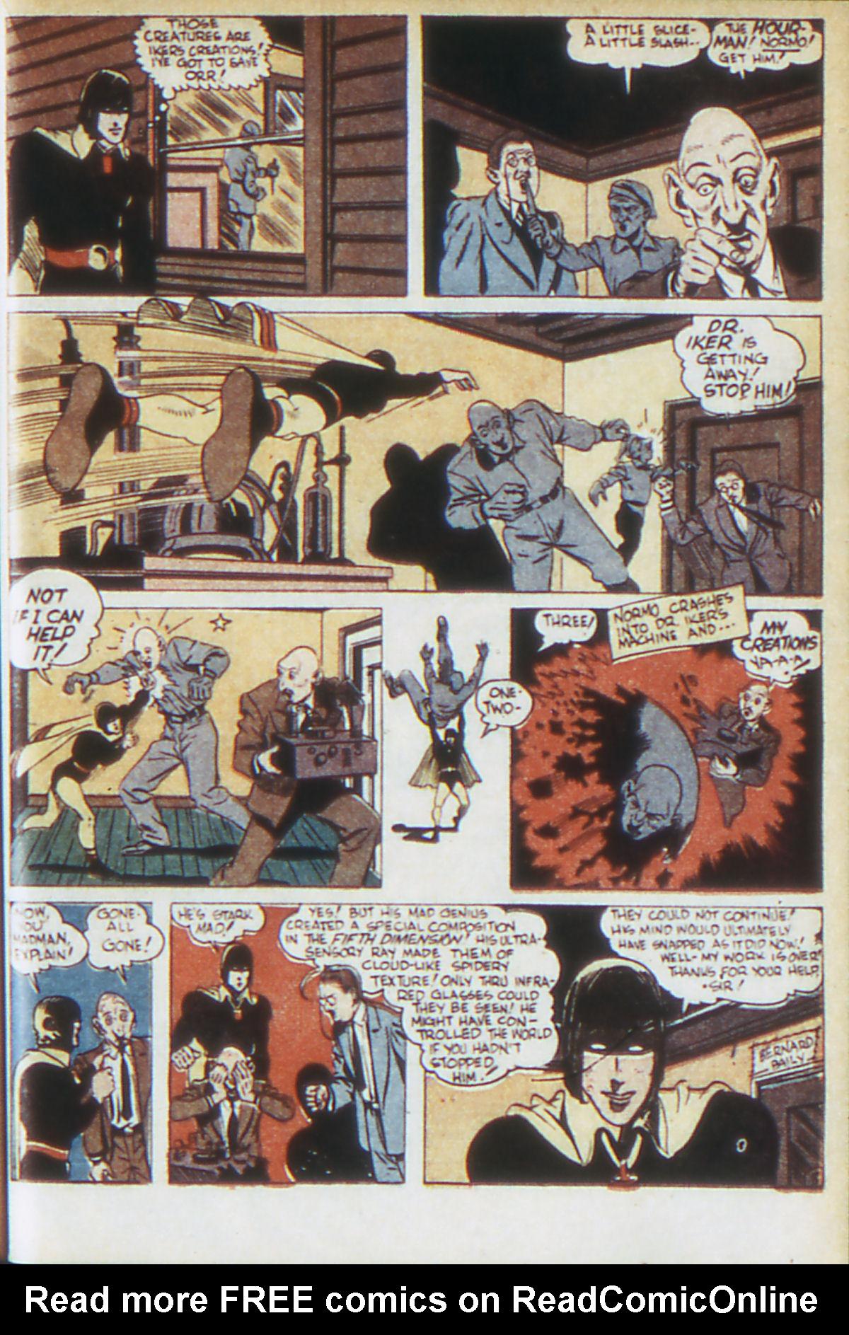 Read online Adventure Comics (1938) comic -  Issue #64 - 40