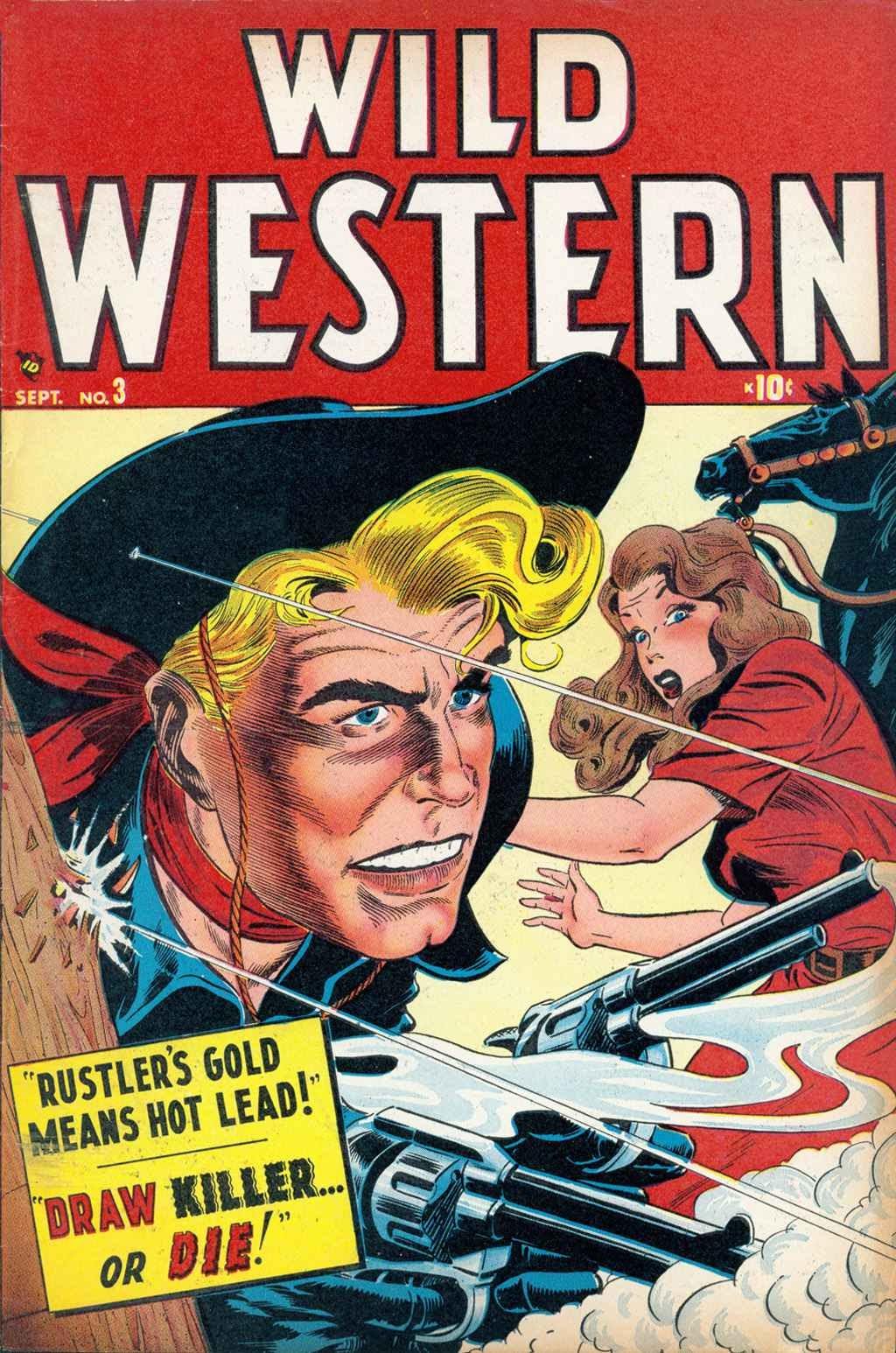 Wild Western 3 Page 1