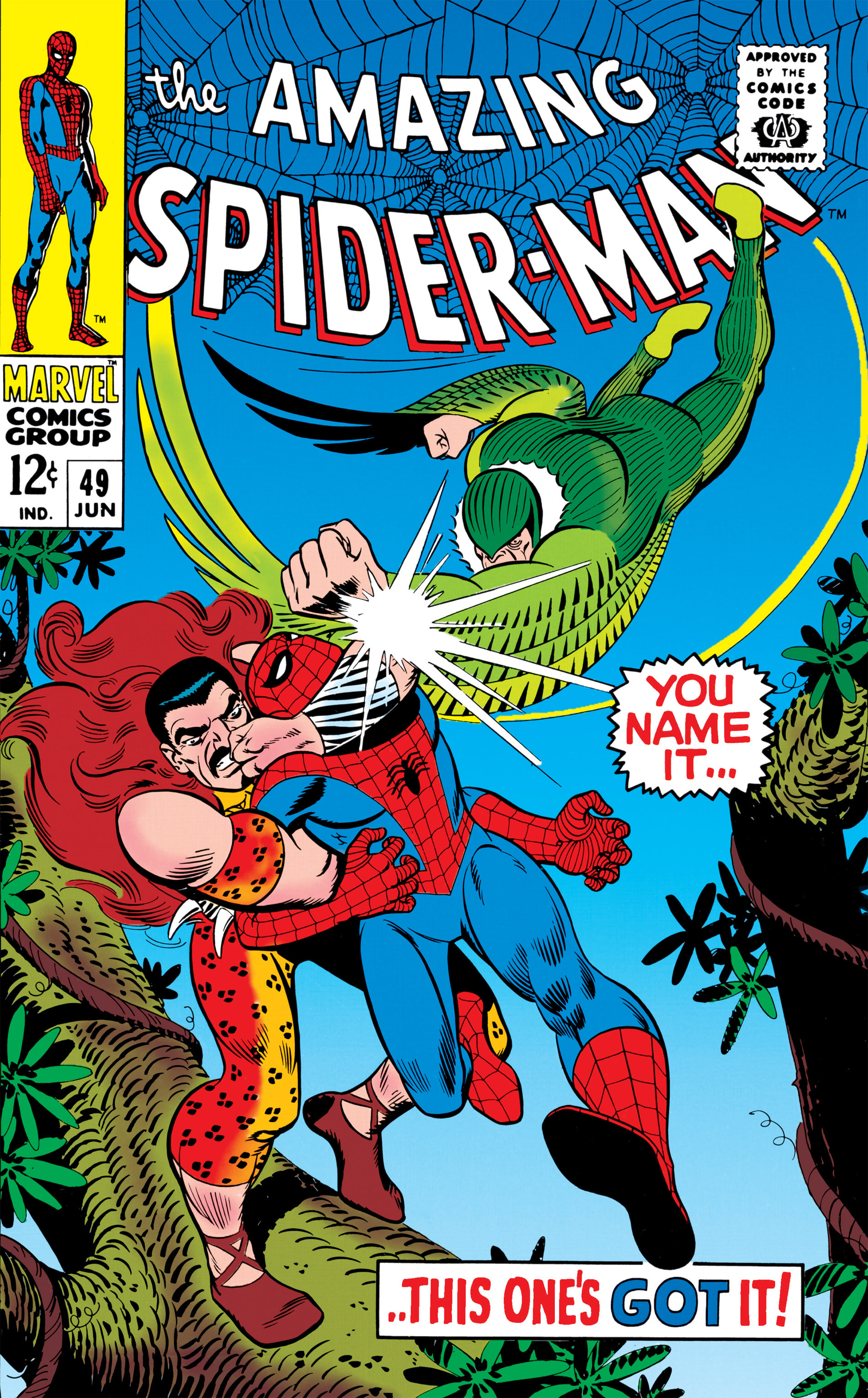 The Amazing Spider-Man (1963) 49 Page 1