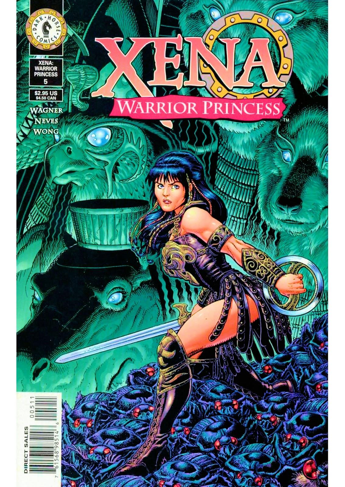 Xena: Warrior Princess (1999) Issue #5 #5 - English 2