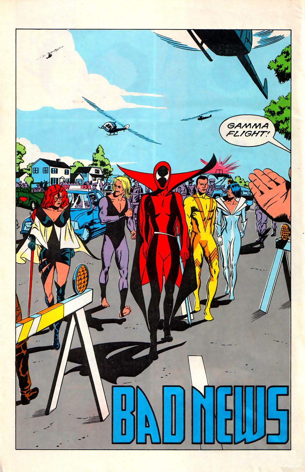 Read online Alpha Flight (1983) comic -  Issue #76 - 4