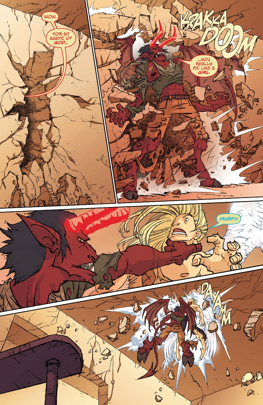 Read online The End Times of Bram and Ben comic -  Issue #2 - 15