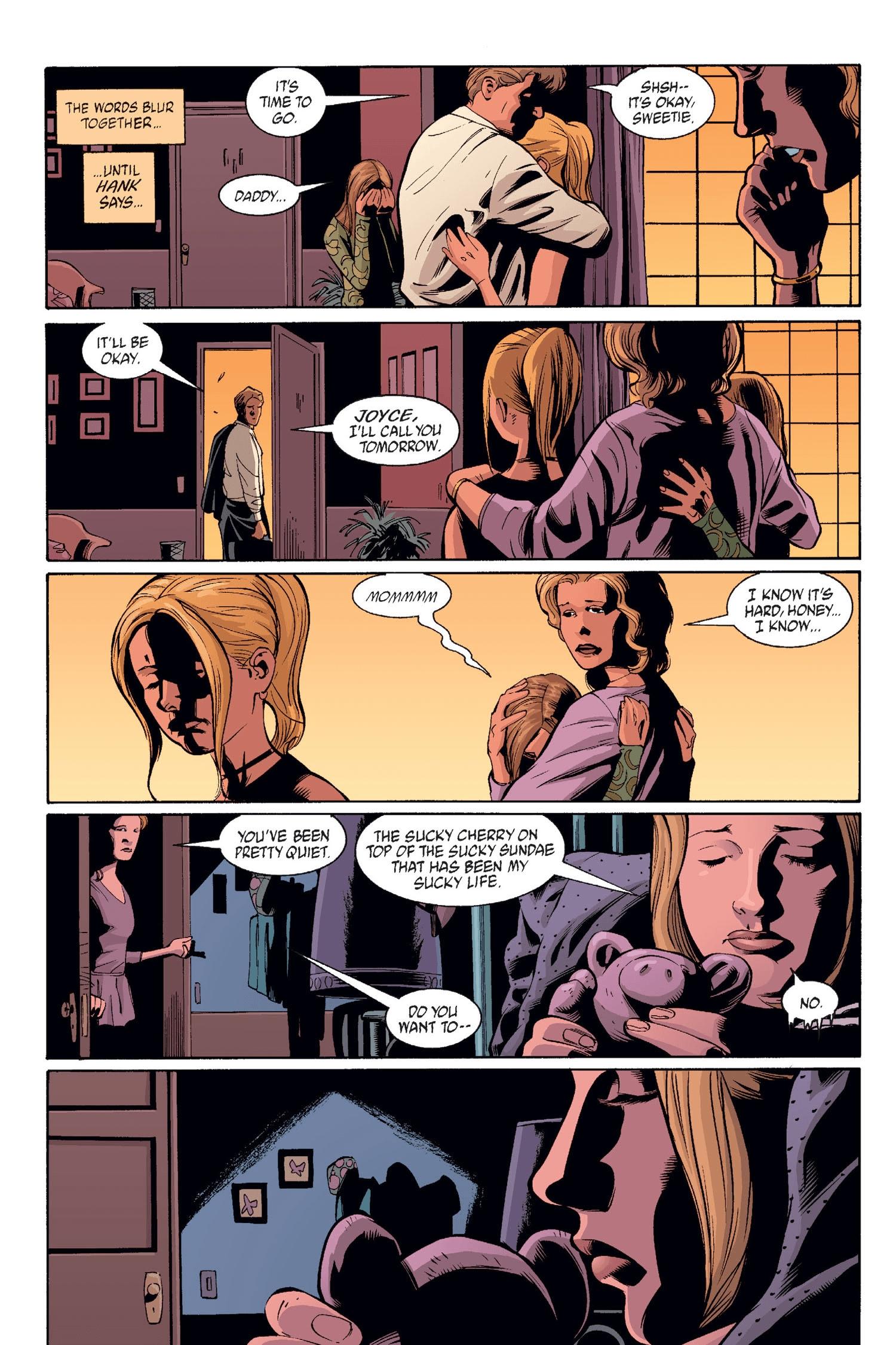 Read online Buffy the Vampire Slayer: Omnibus comic -  Issue # TPB 2 - 22