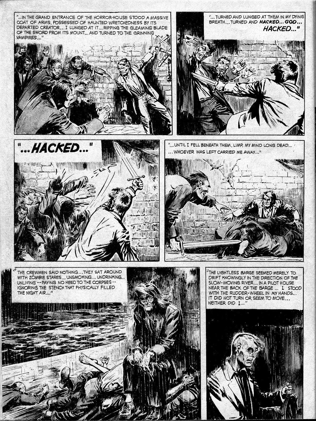 Nightmare (1970) issue 10 - Page 20