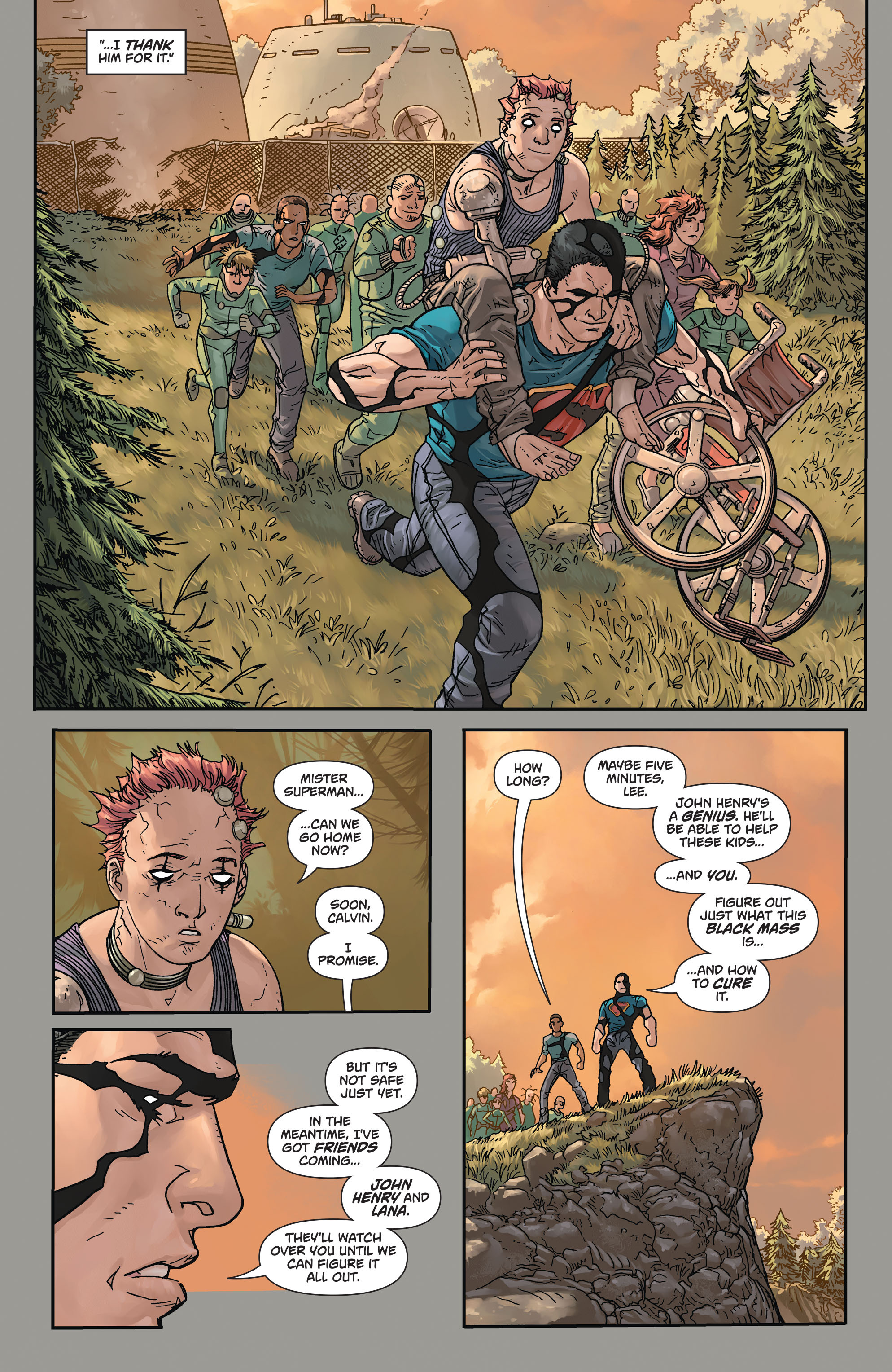 Read online Action Comics (2011) comic -  Issue #46 - 9