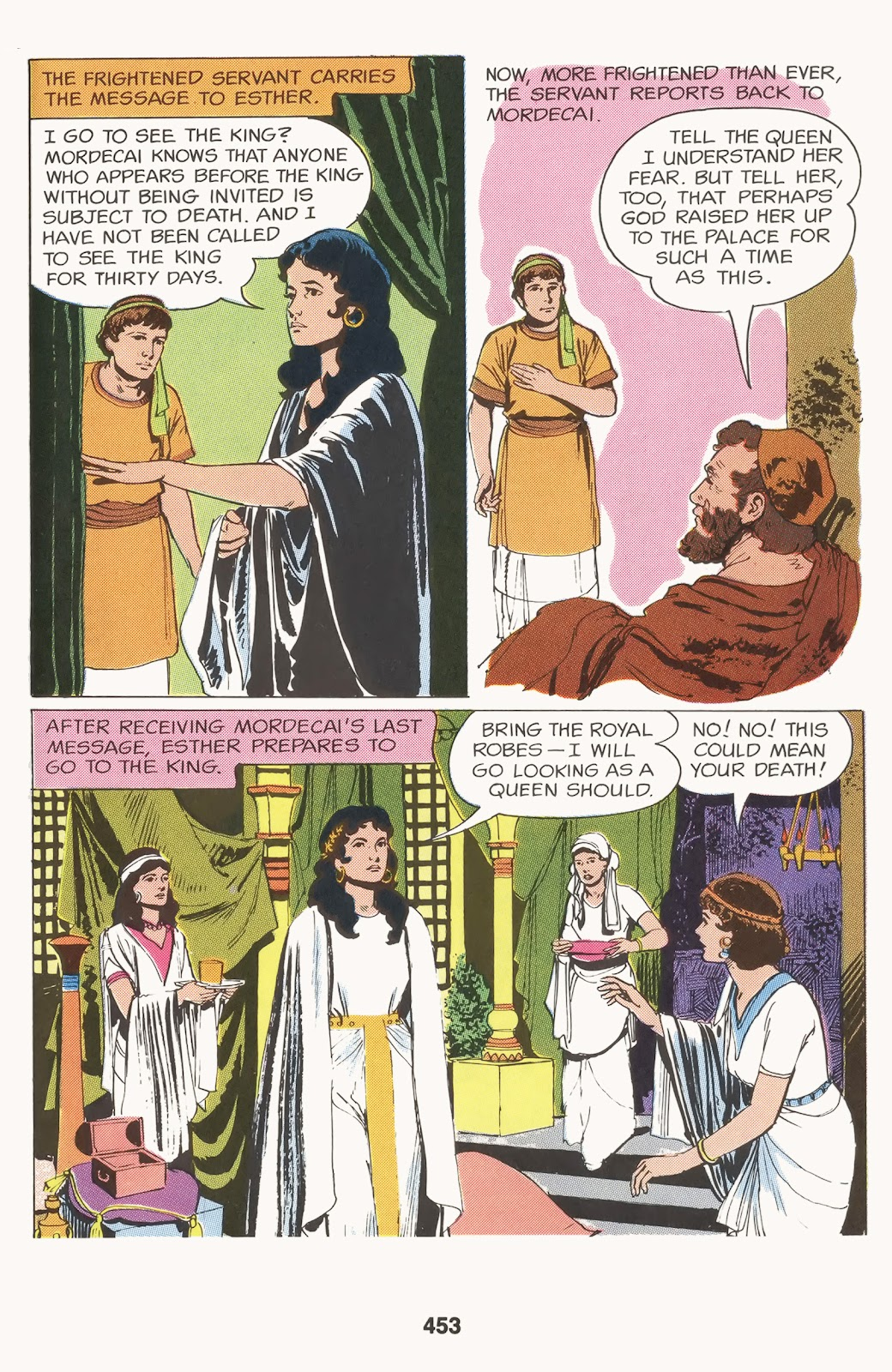 The Picture Bible issue TPB (Part 5) - Page 56