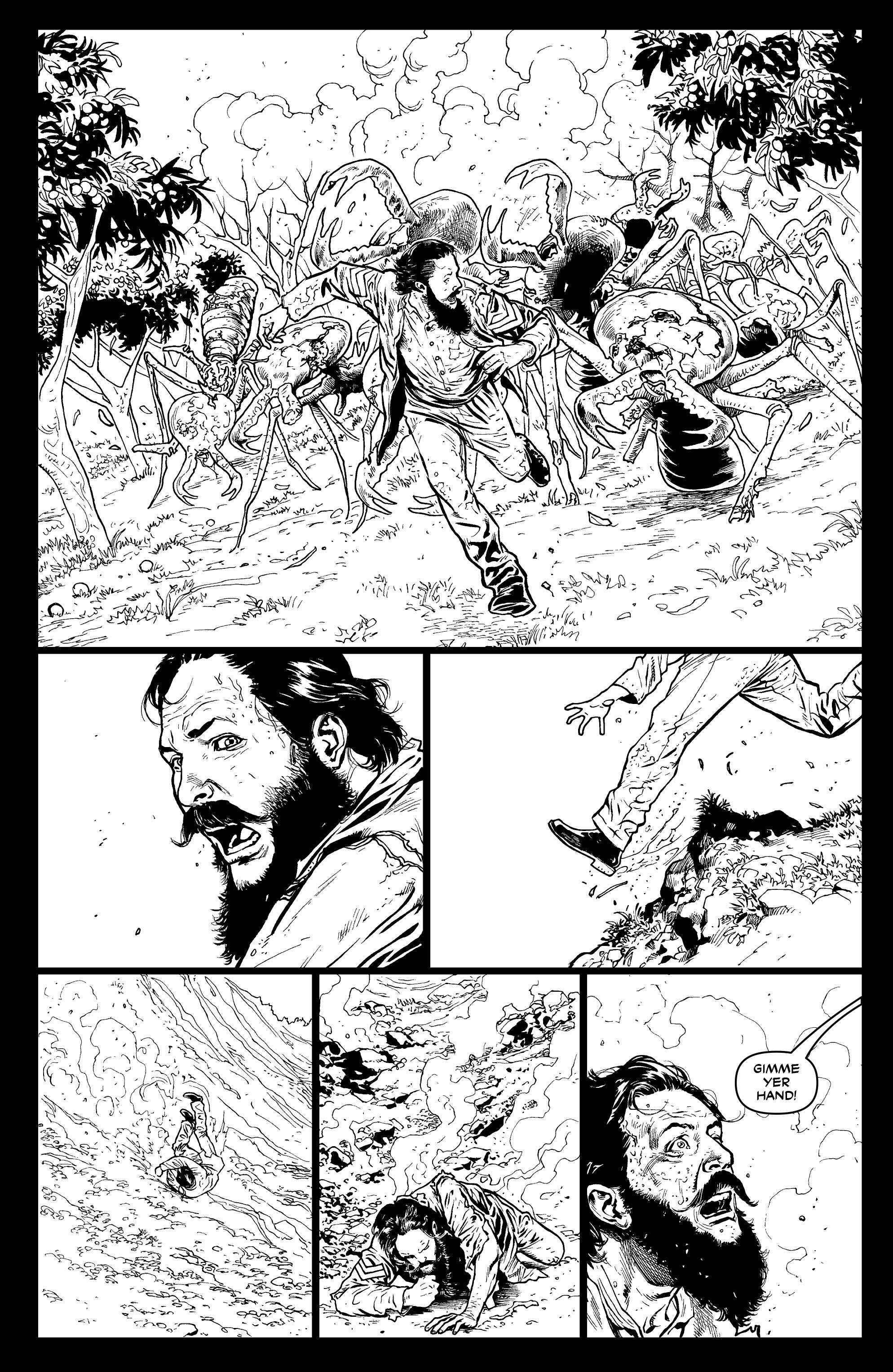 Read online Alan Moore's Cinema Purgatorio comic -  Issue #9 - 32