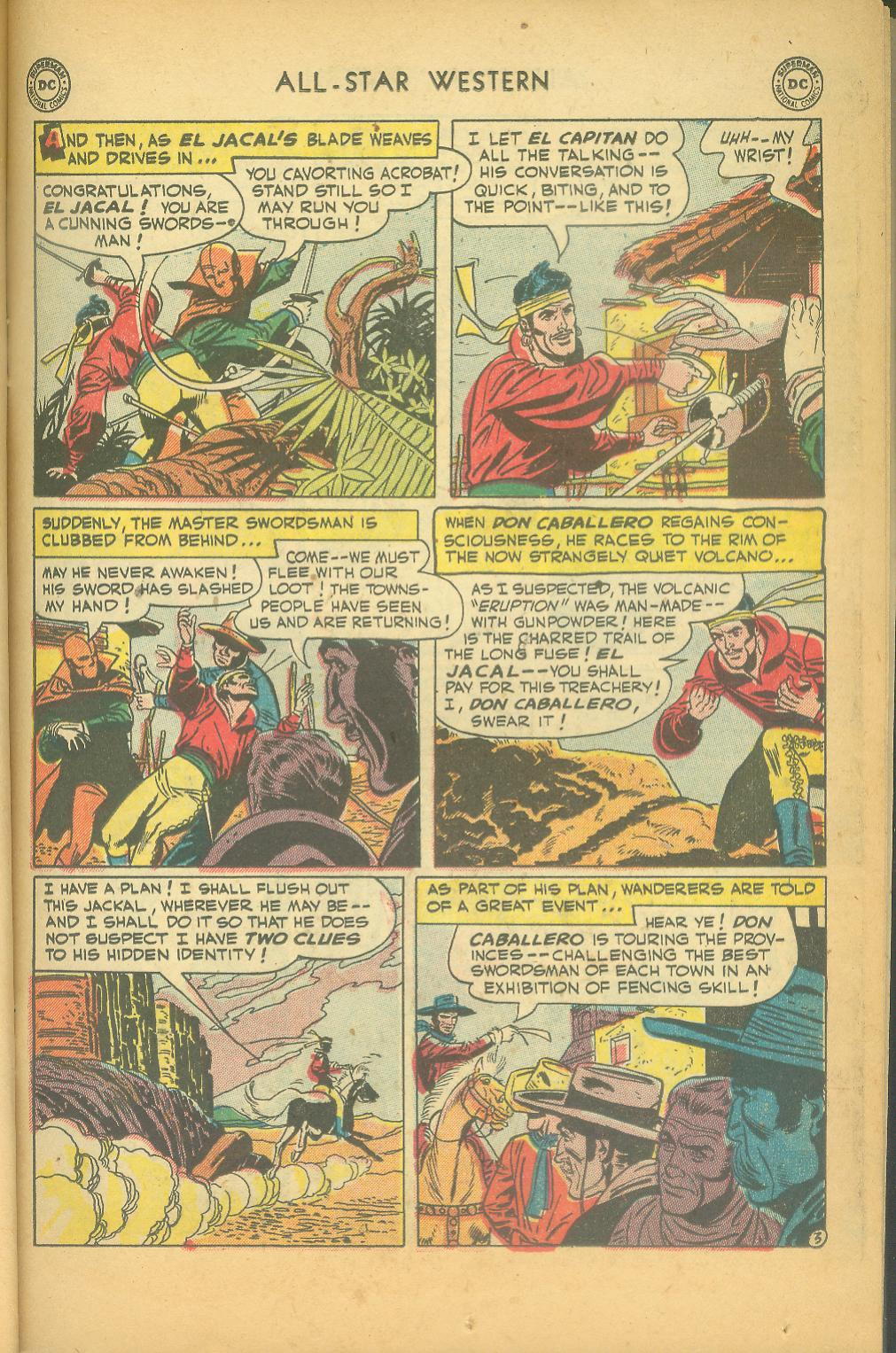 Read online All-Star Western (1951) comic -  Issue #61 - 17