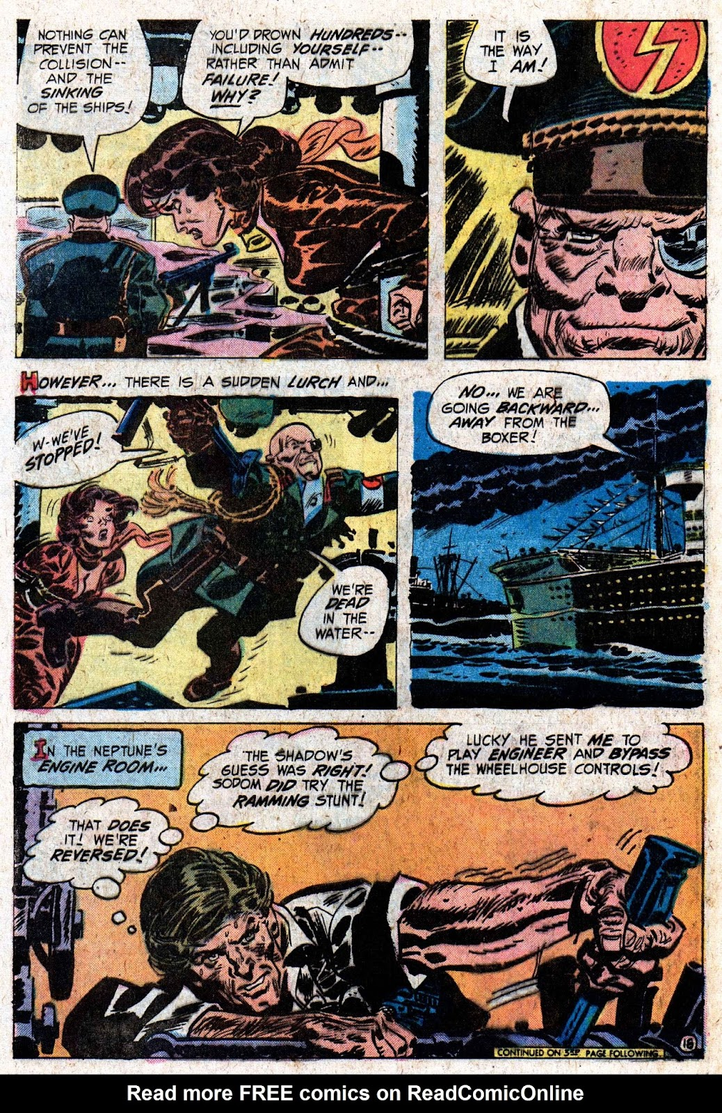 The Shadow (1973) issue 5 - Page 27