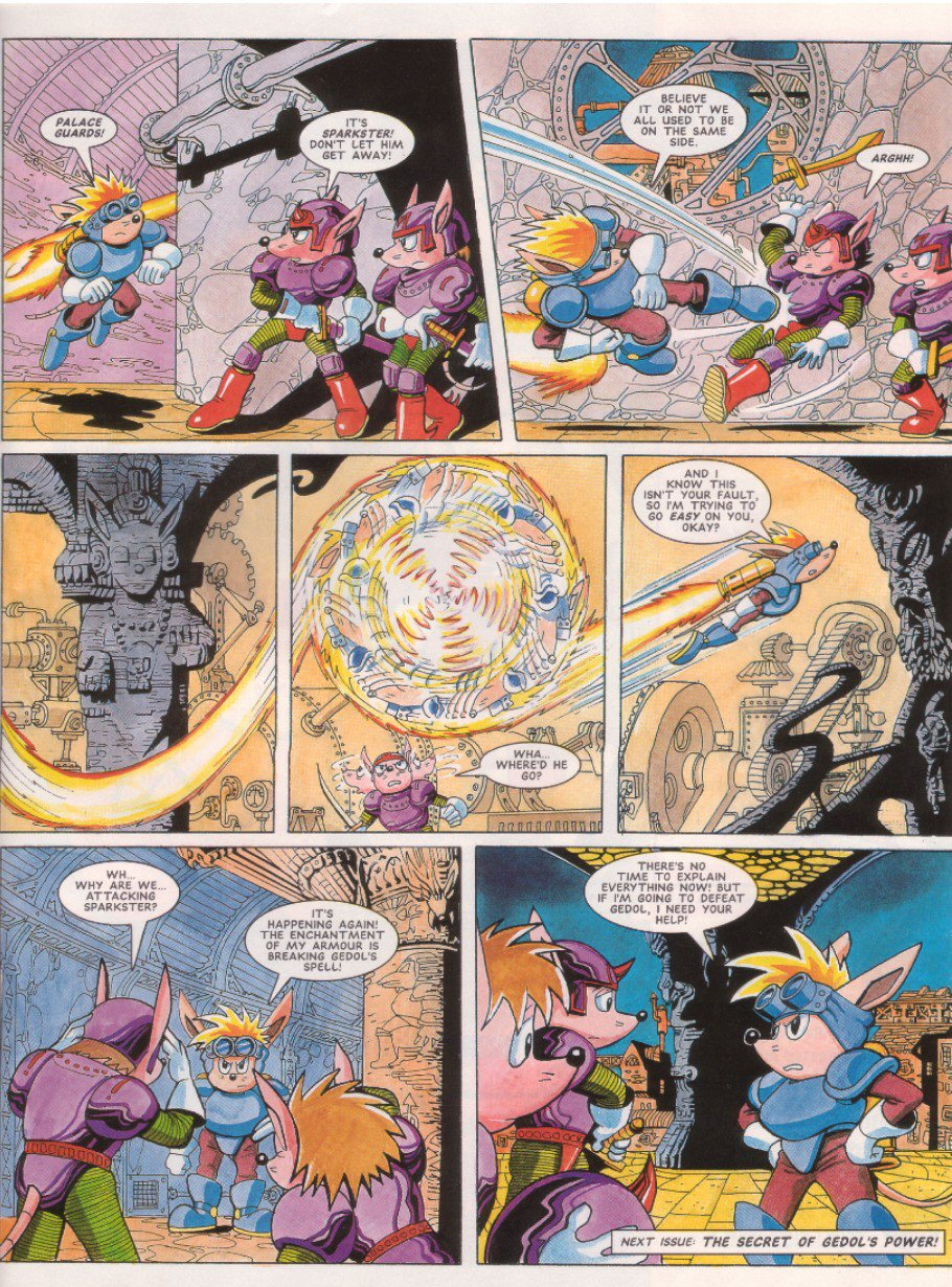 Read online Sonic the Comic comic -  Issue #55 - 28