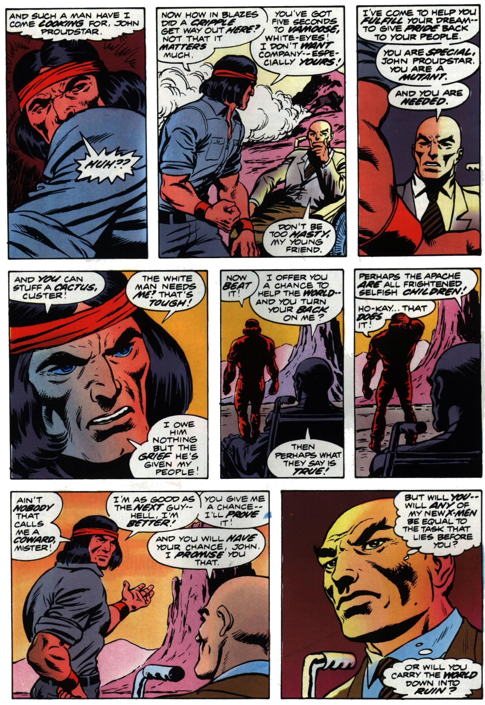 Read online Giant-Size X-Men comic -  Issue #1 - 14