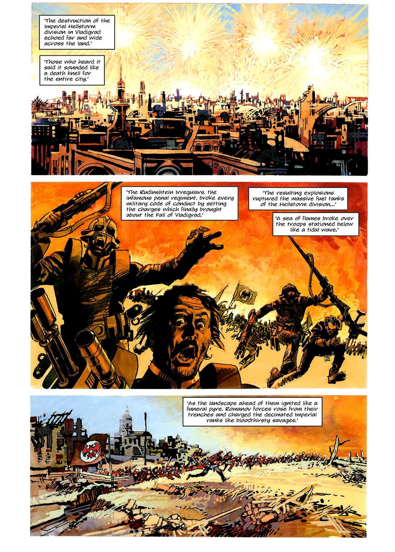 Read online Nikolai Dante comic -  Issue # TPB 4 - 95