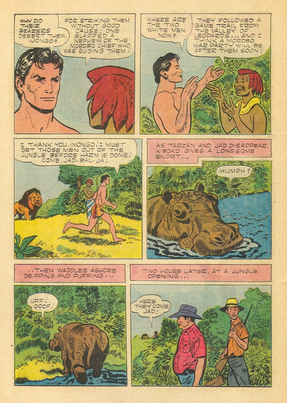 Tarzan (1948) issue 75 - Page 20