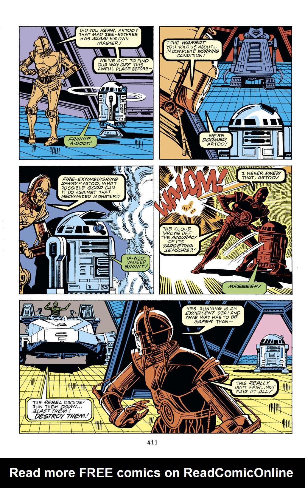 Read online Star Wars Omnibus comic -  Issue # Vol. 14 - 406
