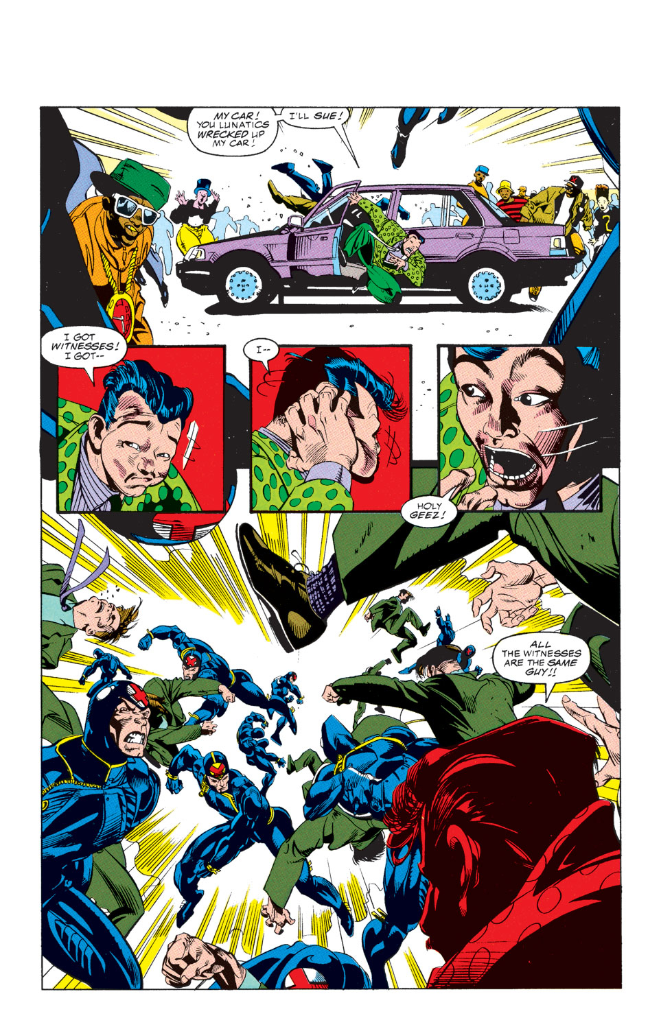 Read online X-Factor (1986) comic -  Issue #73 - 4