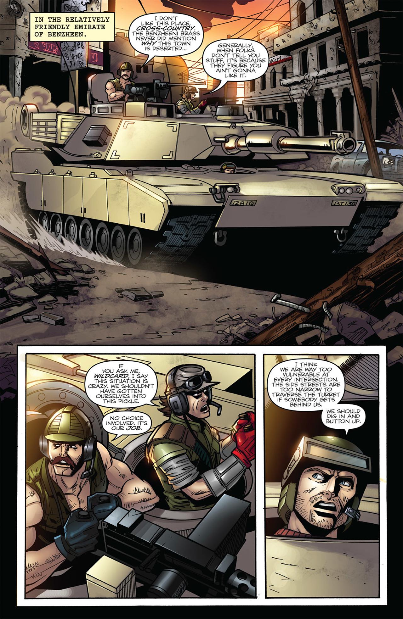 G.I. Joe: A Real American Hero 173 Page 4