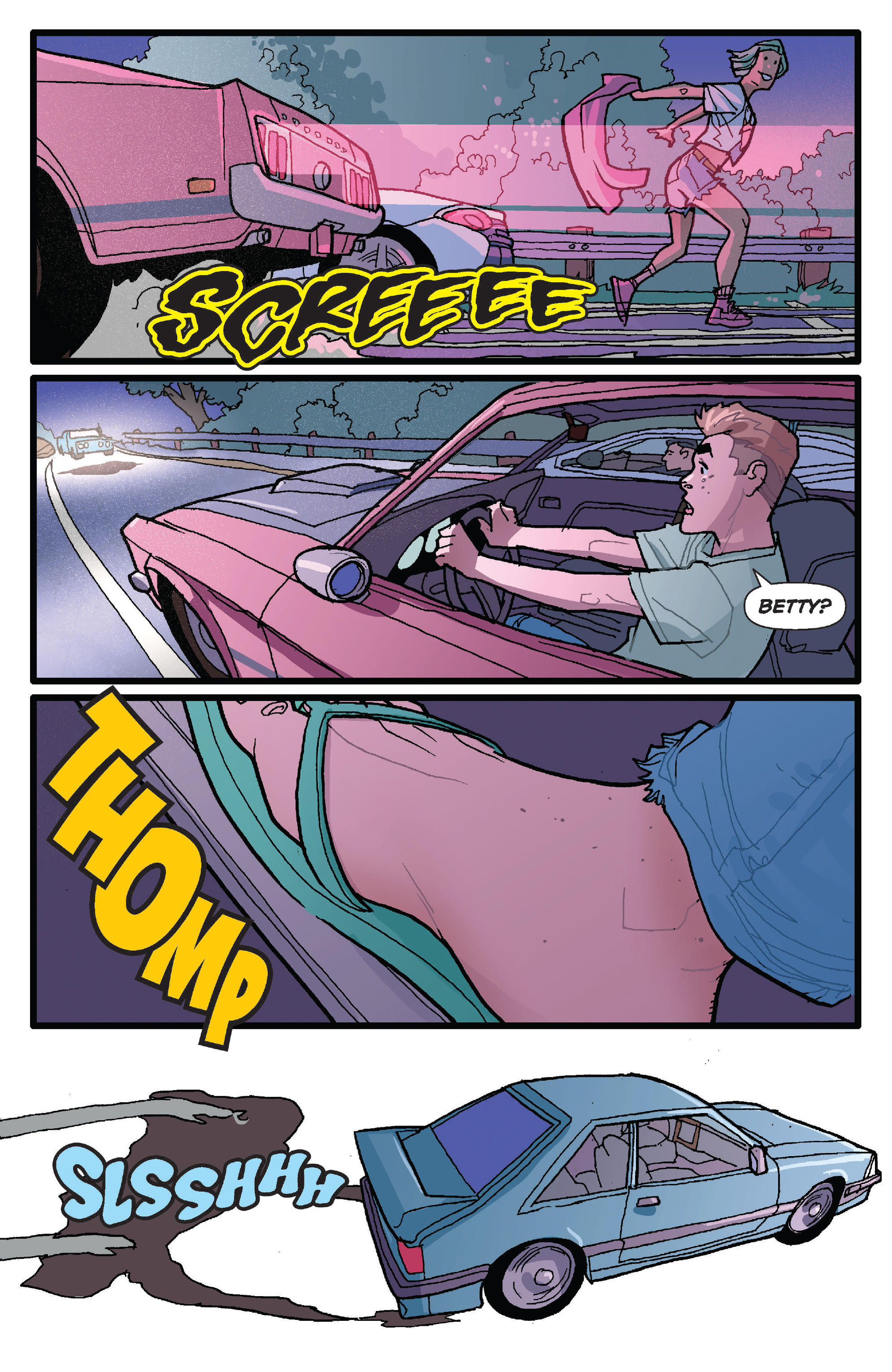 Read online Archie (2015) comic -  Issue #20 - 20