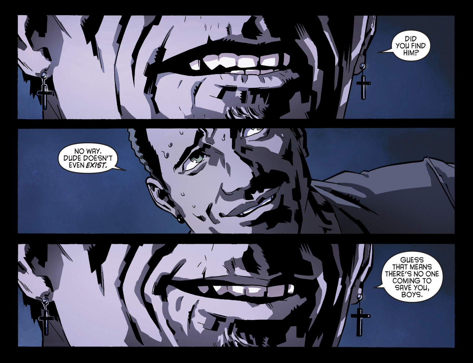 Read online Arrow [II] comic -  Issue #8 - 12