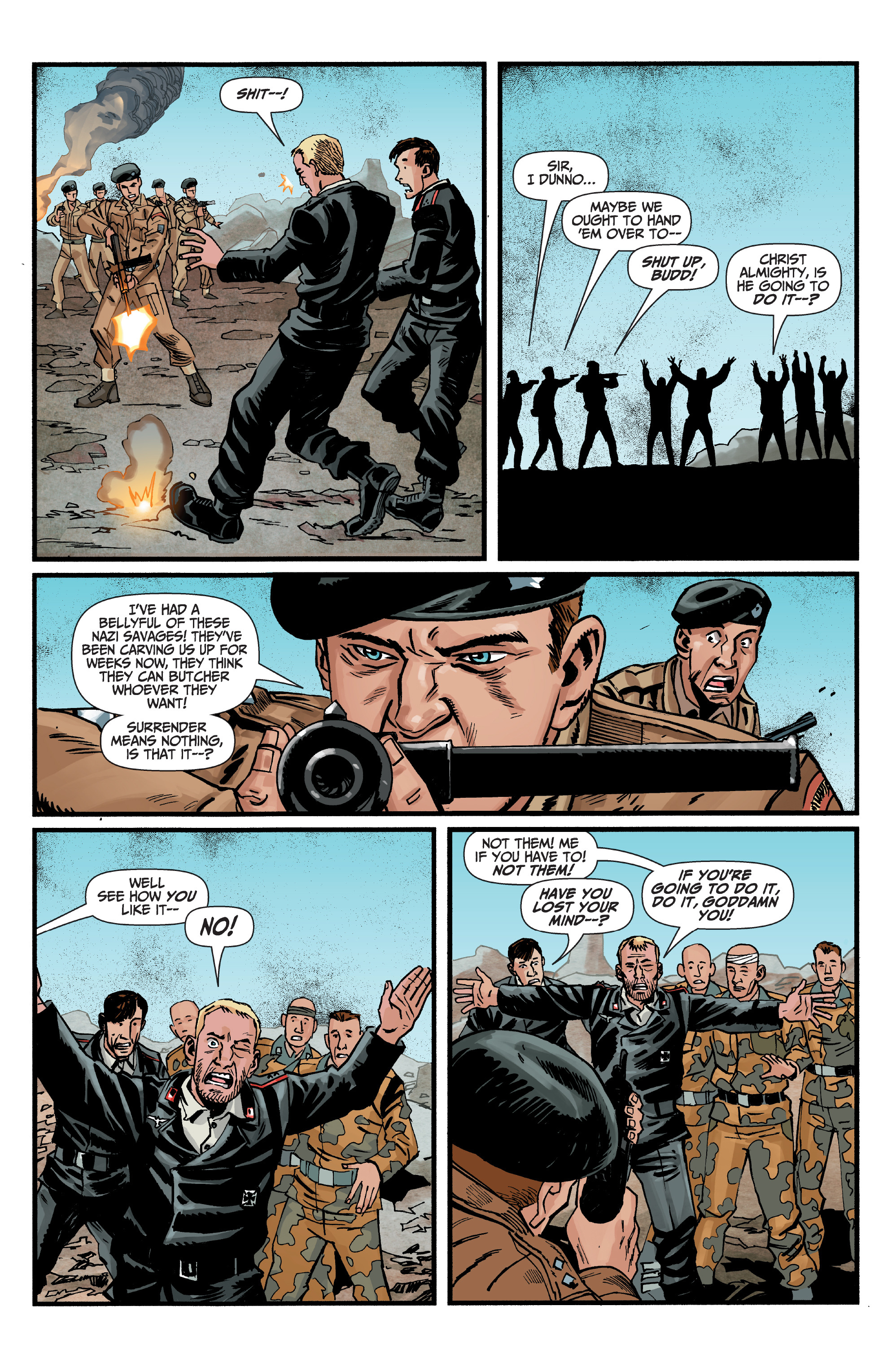 Read online World of Tanks comic -  Issue #5 - 18