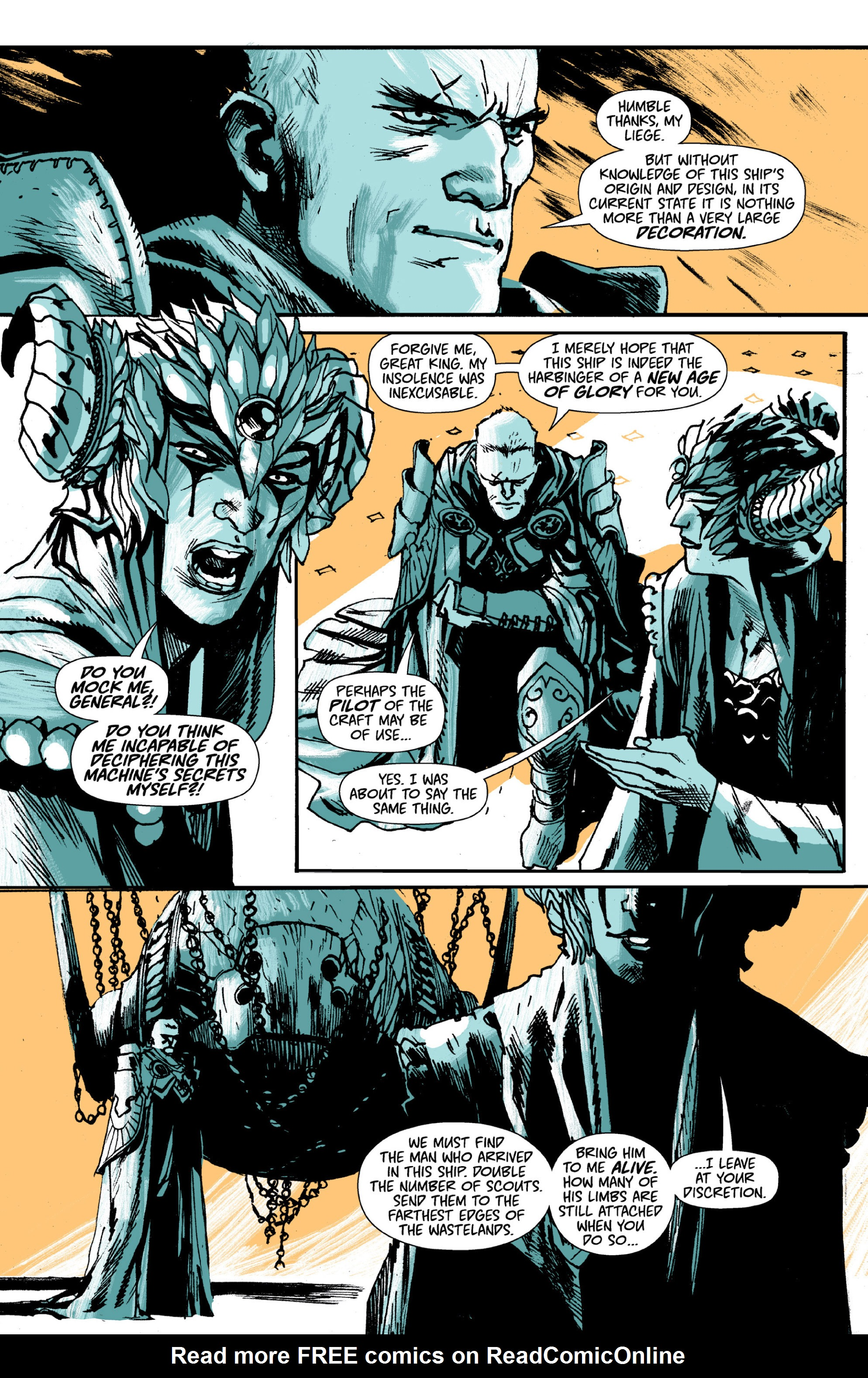 Read online Ei8ht comic -  Issue # TPB - 44