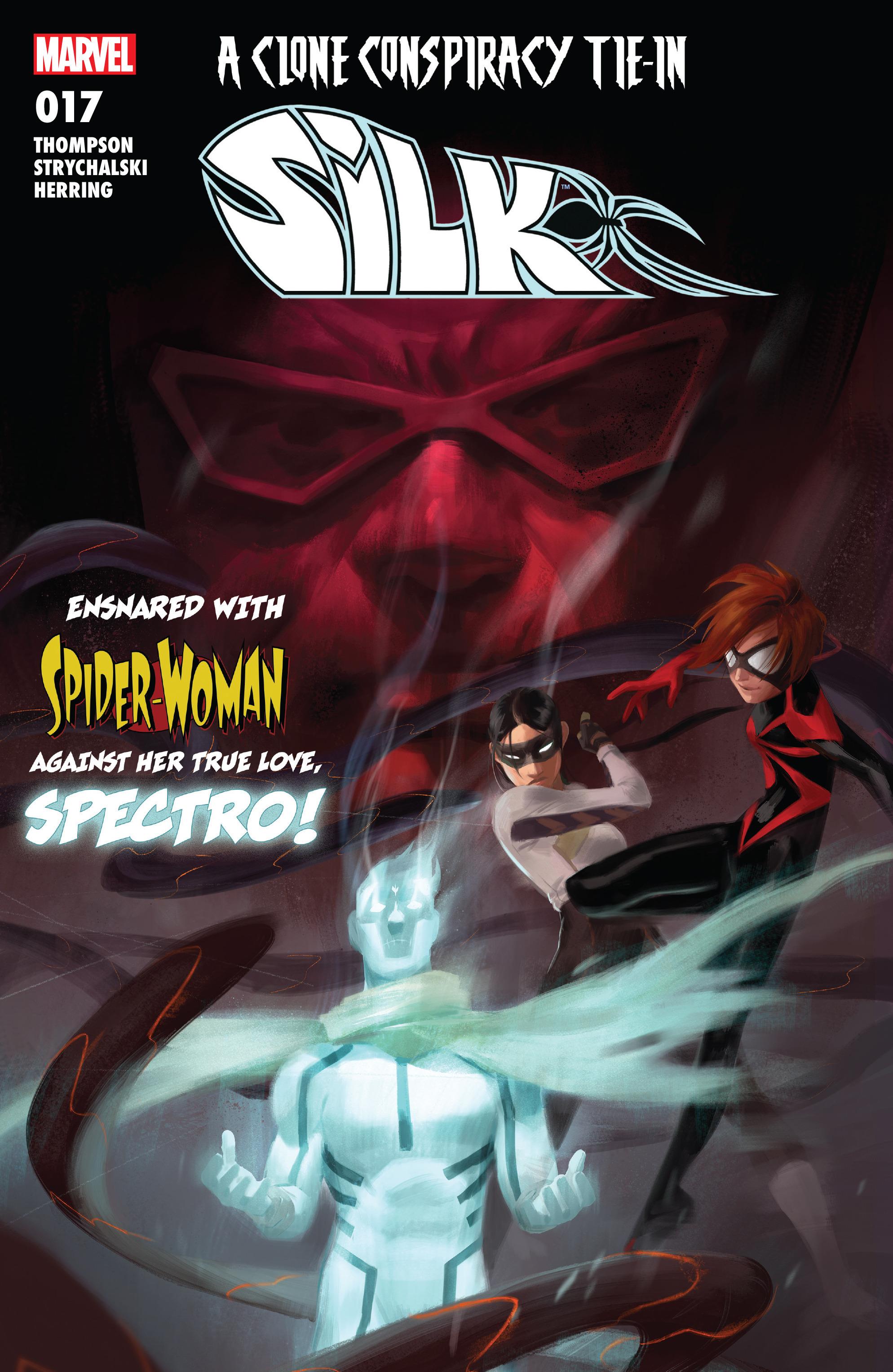 Read online Silk (2016) comic -  Issue #17 - 1