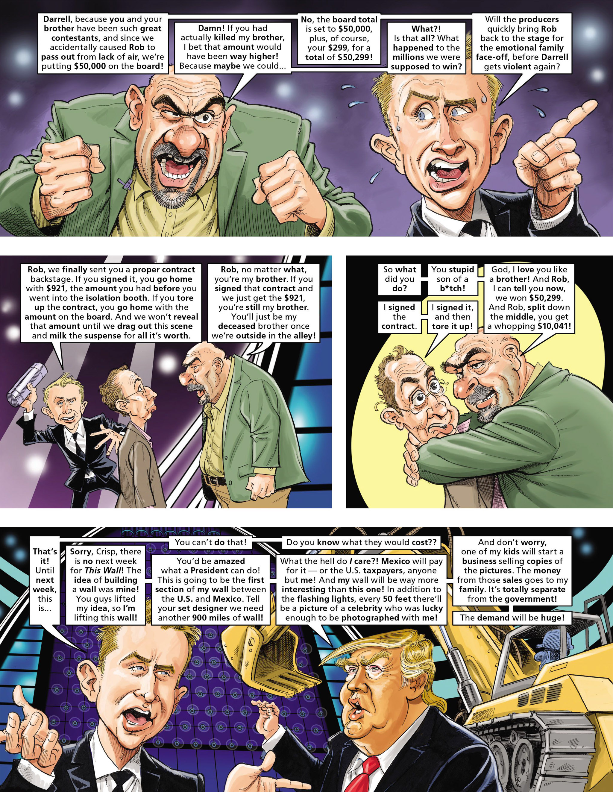 Read online MAD comic -  Issue #546 - 15