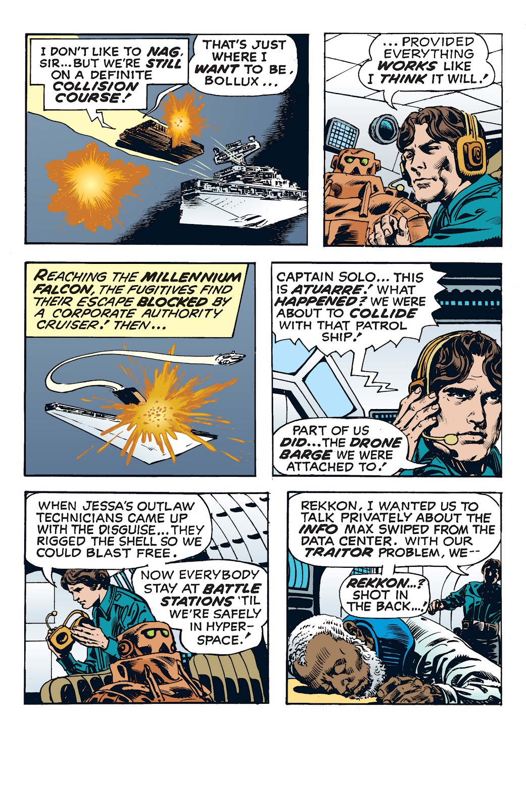 Read online Star Wars Legends: The Newspaper Strips - Epic Collection comic -  Issue # TPB (Part 4) - 40