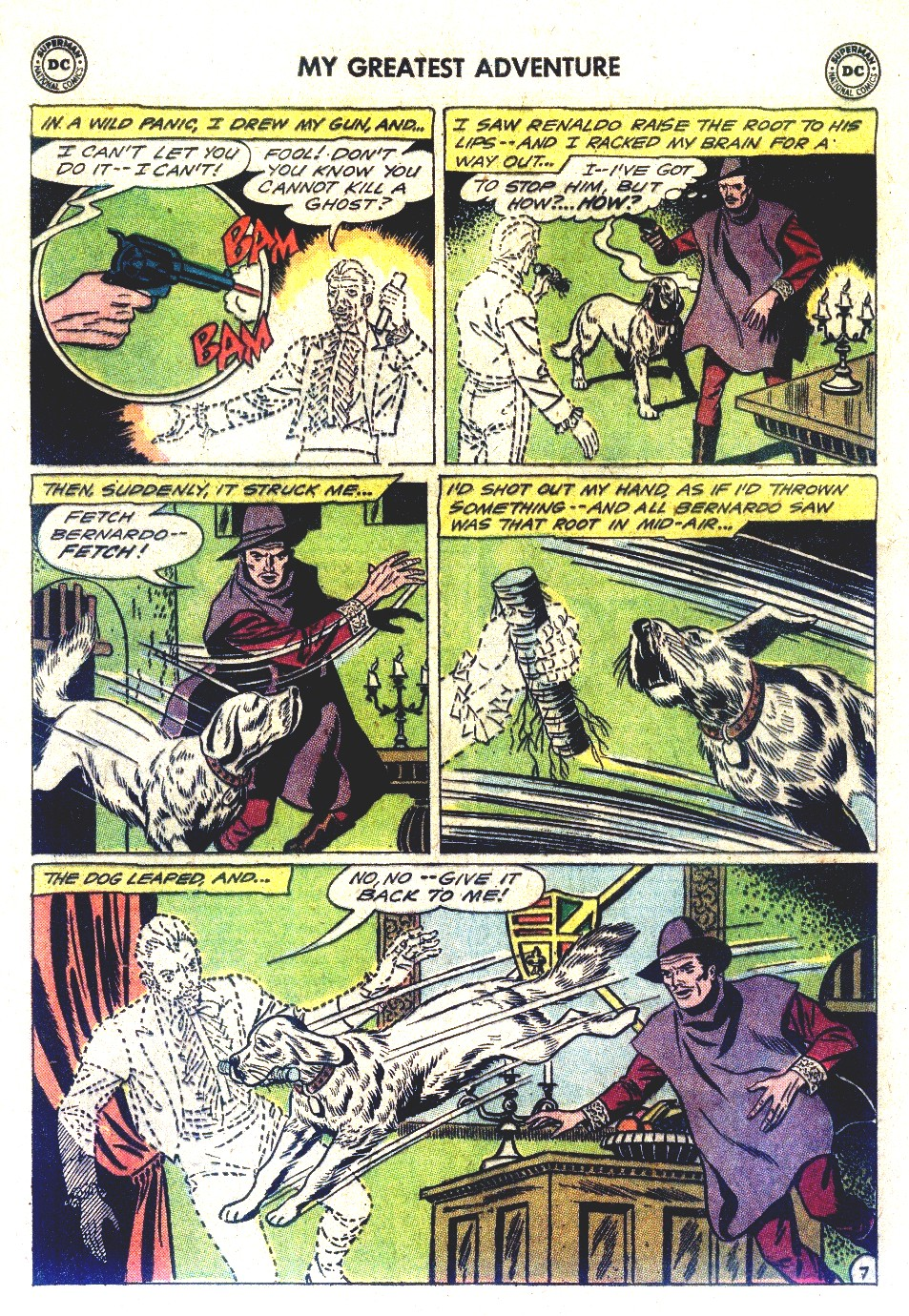 My Greatest Adventure (1955) issue 67 - Page 20