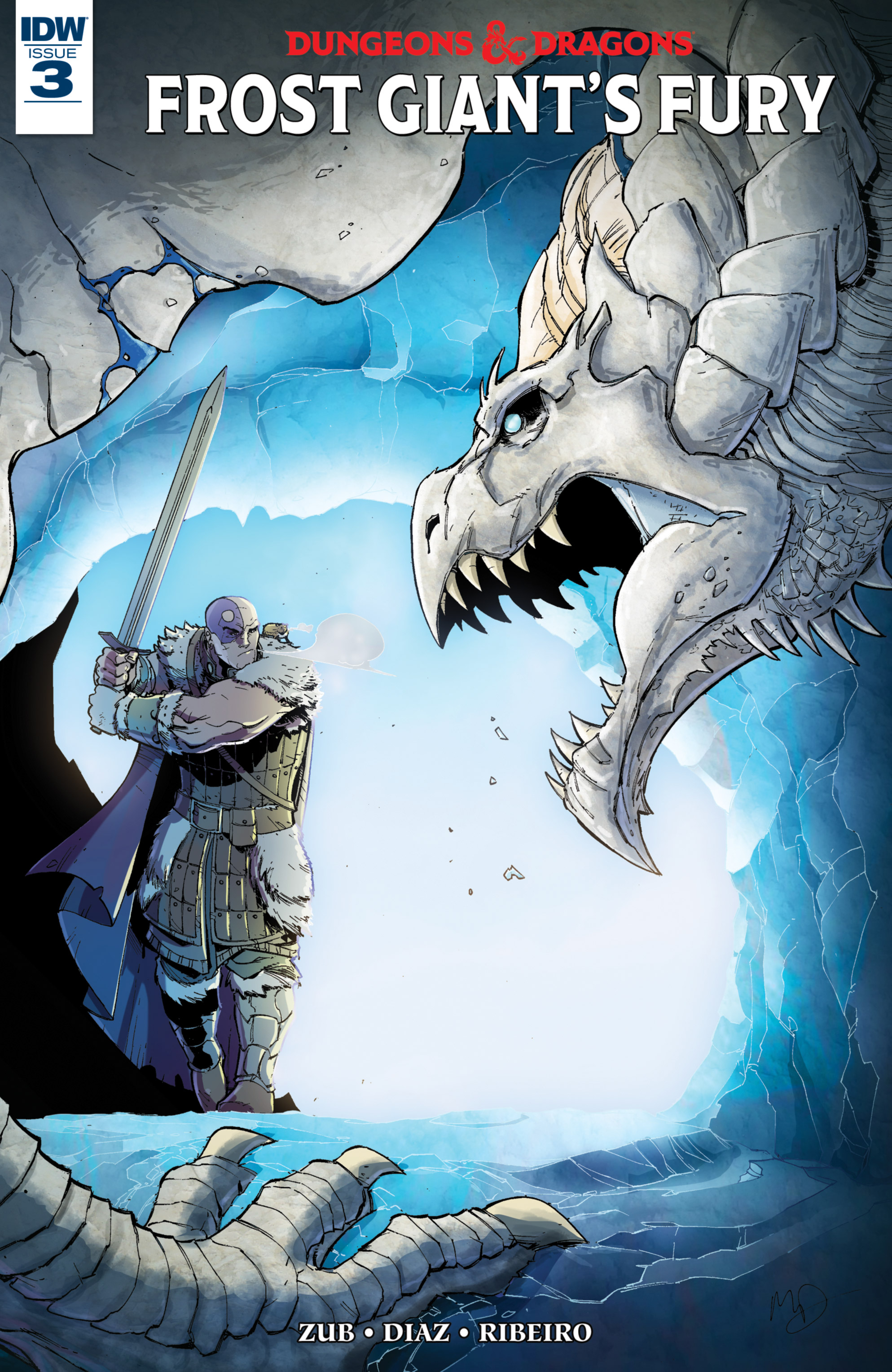 Dungeons & Dragons: Frost Giants Fury 3 Page 1