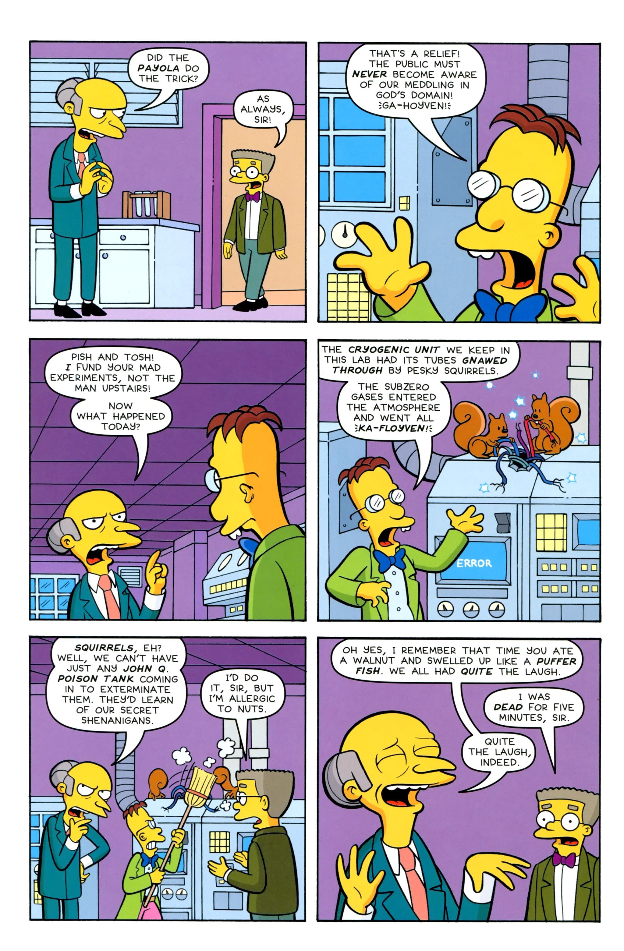 Read online Simpsons Comics Presents Bart Simpson comic -  Issue #100 - 6