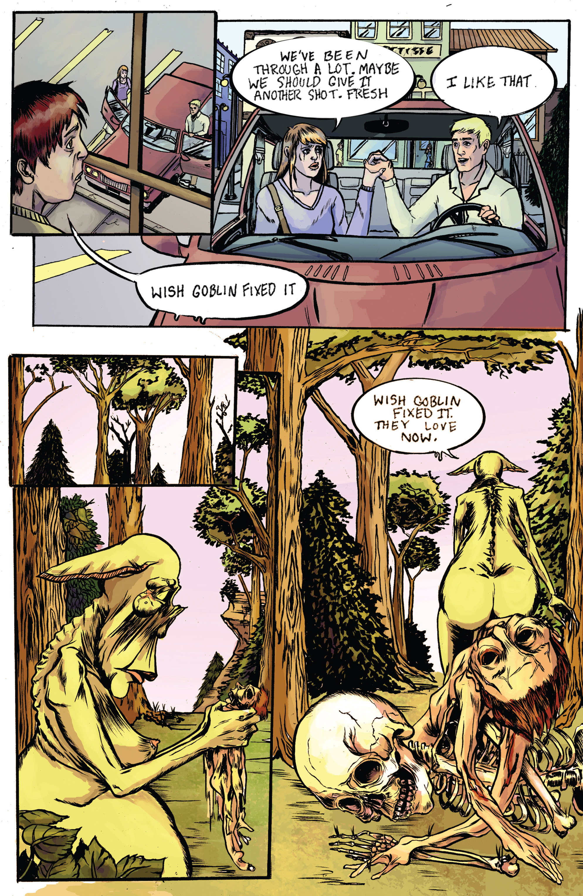 Read online Amazing Forest (2016) comic -  Issue #5 - 18