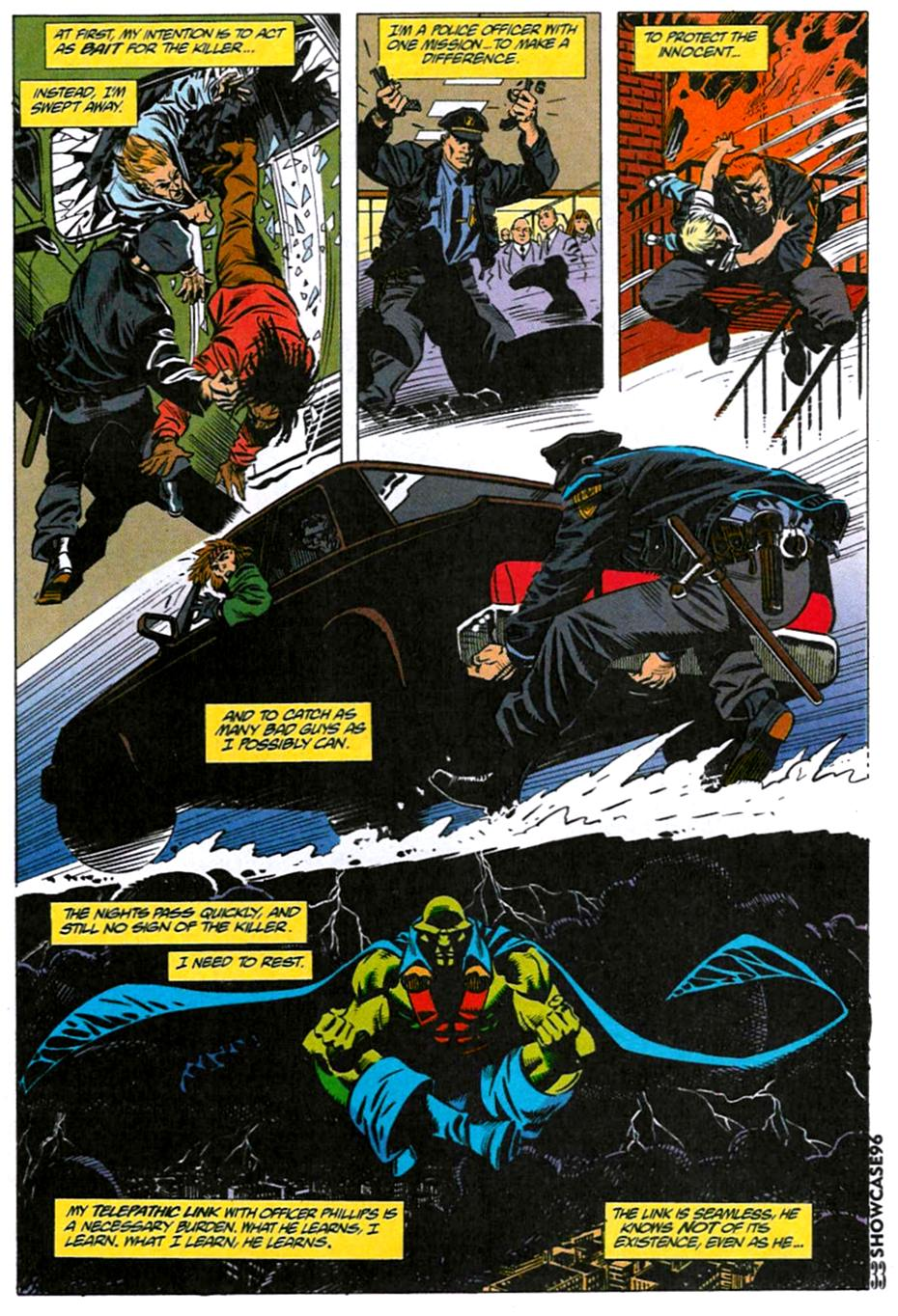 Read online Showcase '96 comic -  Issue #9 - 34