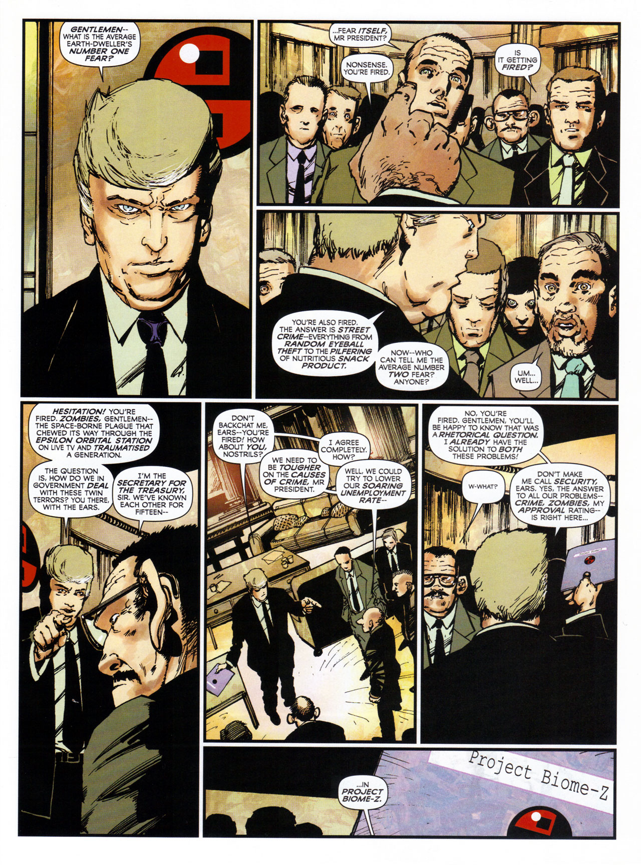 Read online 2000 AD comic -  Issue #1746 - 92