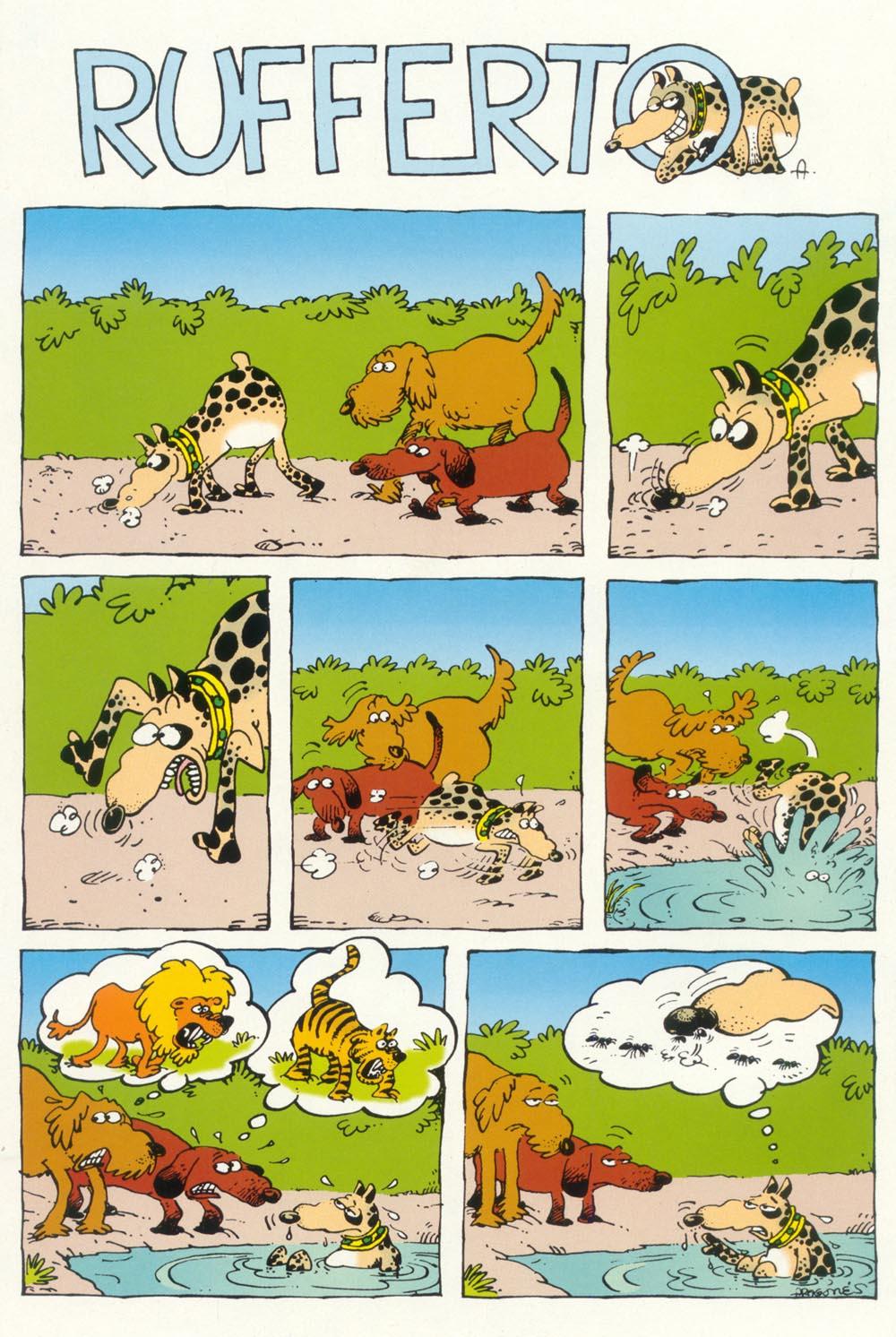 Read online Sergio Aragonés Groo the Wanderer comic -  Issue #118 - 34