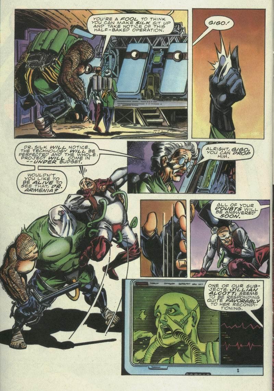 Read online Secret Weapons comic -  Issue #16 - 9