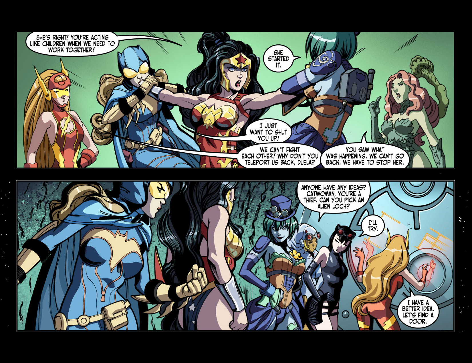 Read online Ame-Comi Girls comic -  Issue #4 - 7