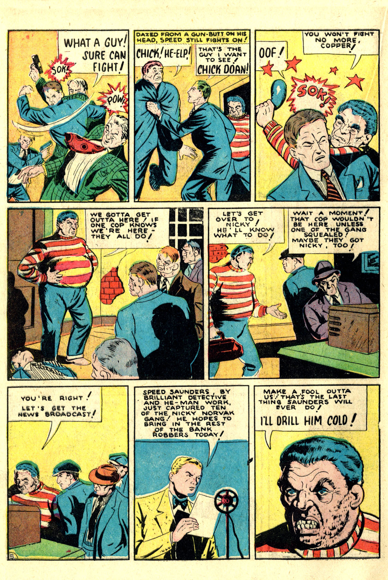 Read online Detective Comics (1937) comic -  Issue #44 - 40
