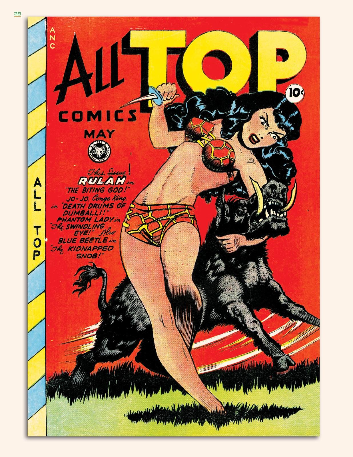 Read online Jungle Girls comic -  Issue # TPB (Part 1) - 29