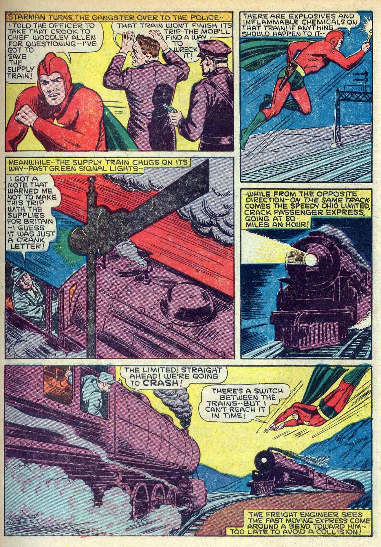 Read online Adventure Comics (1938) comic -  Issue #70 - 5